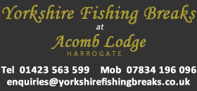 Yorkshire Fishing Breaks at Acomb Lodge